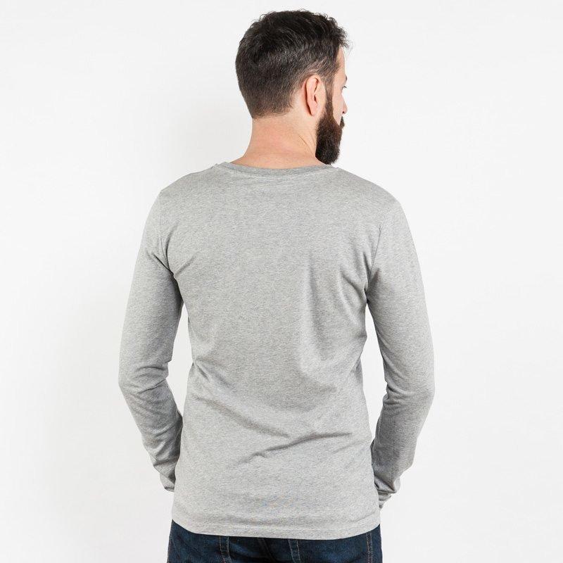 Mens Organic Cotton Longsleeve T-Shirt