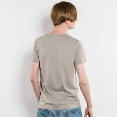 Stanley Adores Organic Scoop Neck T-Shirt - Back