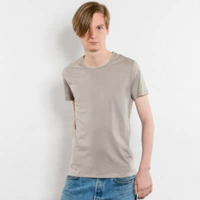 Stanley Adores Organic Scoop Neck T-Shirt - Front