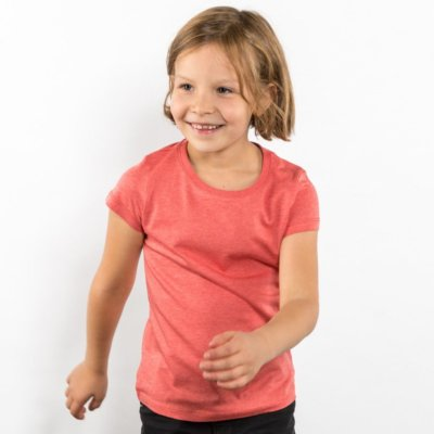 Stella Draws - Girls Organic Cotton T