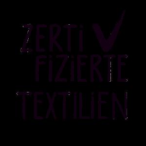 zertifizierte Textilien
